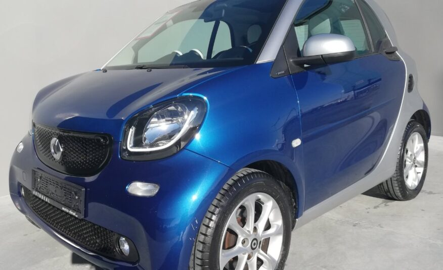 Smart ForTwo '15 2015! 999CC ΓΡΑΜΜΑΤΙΑ!!!
